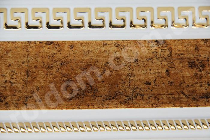 Декоративная лента для потолочного карниза СМ Греческий рисунок 2 декора