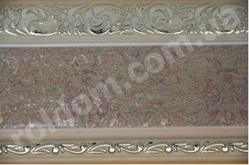 Декоративная лента для потолочного карниза СМ Ажур