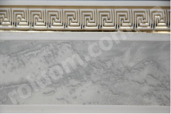 Декоративная лента для потолочного карниза СМ Греция
