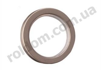 Кольцо бесшумное плоское для кованого карниза 16 мм