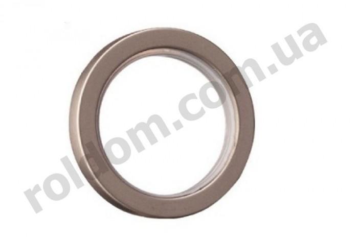 Кольцо бесшумное плоское для кованого карниза 19 мм