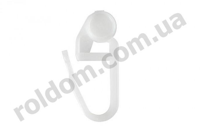 Крючок на кольцо для кованого карниза 19 мм