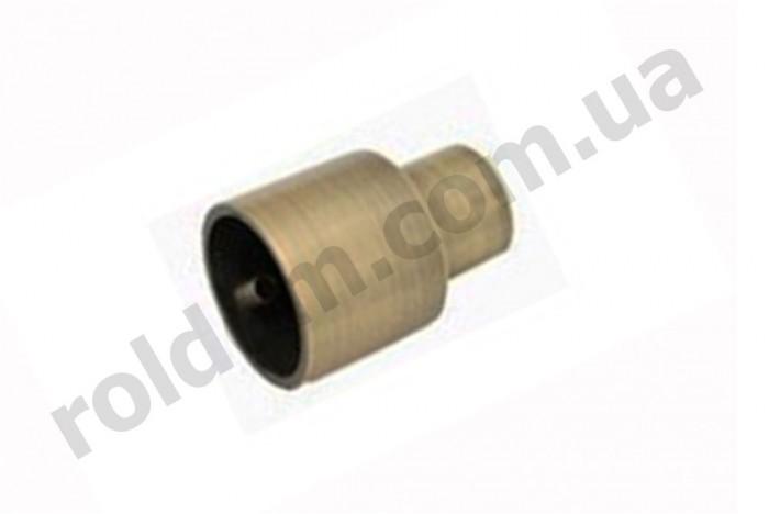Переходник 16 мм для кованого карниза 19 мм
