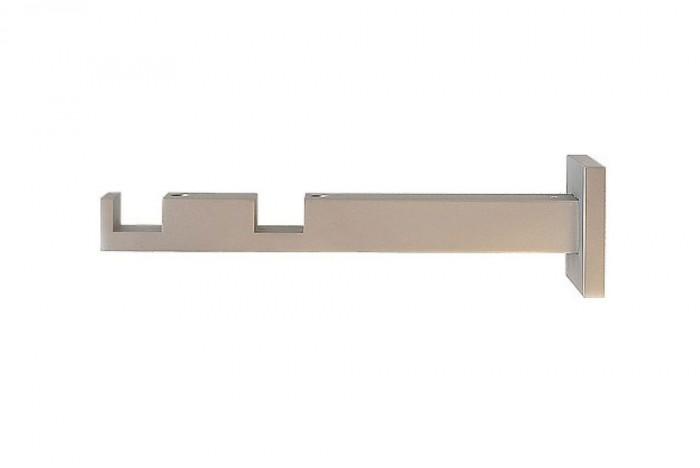 Кронштейн двойной Квадро 20 мм